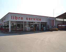 Bigot Matériaux - Etaples - Libre-service