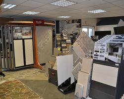 Bigot Matériaux - Etaples - Showroom