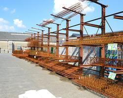 Bigot Matériaux - Etaples - Espace de stockage matériaux