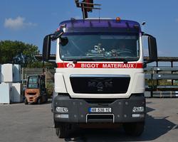 Bigot Matériaux - Etaples - Service livraison